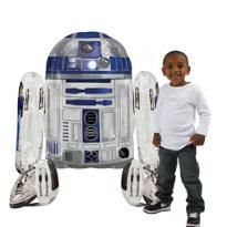 R2-D2 Balloon - Giant Gliding Star Wars