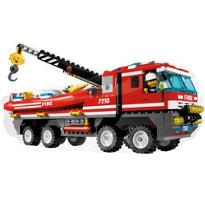 Lego Fire Truck Balloon
