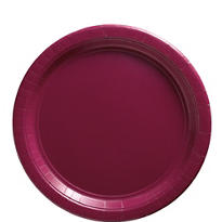 Berry Paper Lunch Plates 20ct