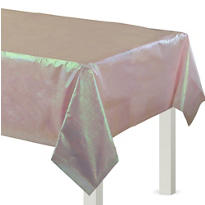 Pink Opalessence Table Cover