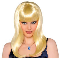 Classic Beauty Blonde Wig