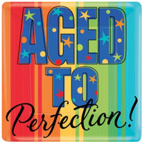 Aged to Perfection Party Supplies