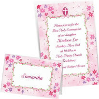 Custom Confirmation Invitations & Thank You Notes