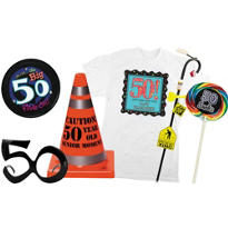 50th Birthday Gag Gifts