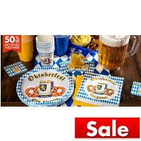 Oktoberfest Party Supplies