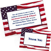 Custom Welcome Home Invitations & Thank You Notes