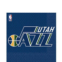 NBA Utah Jazz Party Supplies