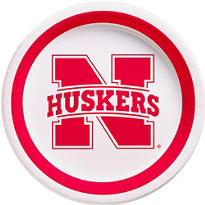 Nebraska Cornhuskers Party Supplies