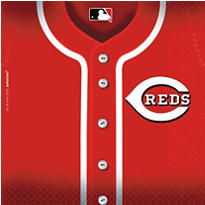 Cincinnati Reds Party Supplies