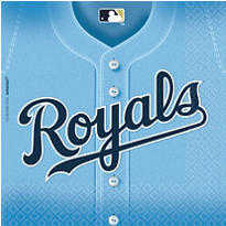 Kansas City Royals Party Supplies