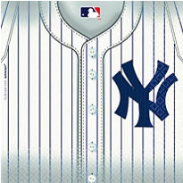 MLB New York Yankees Party Supplies