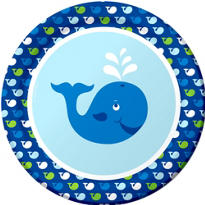 Ocean Preppy 1st Birthday Party Supplies