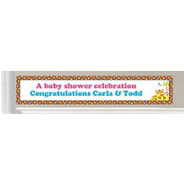 Custom Baby Shower Banners