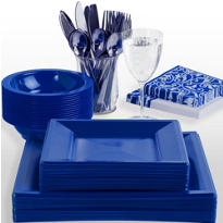Royal Blue Premium Tableware