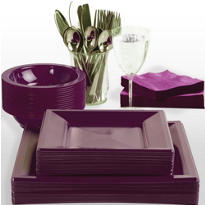 Plum Premium Tableware
