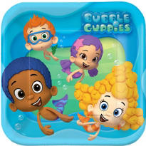 Bubble Guppies 1st Birthday Party Supplies