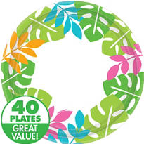 Palm Leaf Value Plates & Tableware