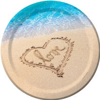 Beach Love Party Supplies