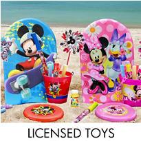 Licensed Summer Toys