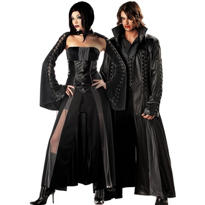 Baroness Von Bloodshed and Baron Von Bloodshed Couples Costumes