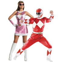 Power Rangers Couples Costumes
