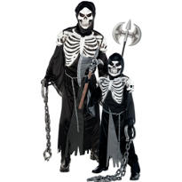 Crypt Keeper Daddy and Me Costumes