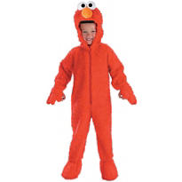 Toddler Boys Elmo Costume Deluxe - Sesame Street