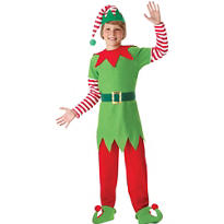 Boys Elf Costume