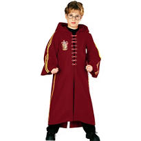 Boys Quidditch Costume Deluxe - Harry Potter