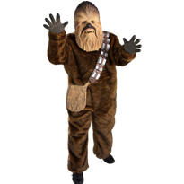 Boys Chewbacca Costume Deluxe - Star Wars