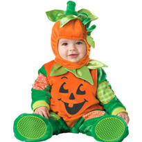 Baby Pumpkin Patch Pumpkin Costume Deluxe