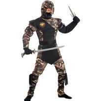 Boys Special Ops Ninja Costume