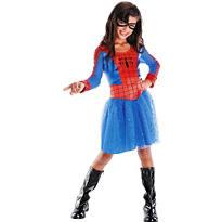 Girls Classic Spider-Girl Costume