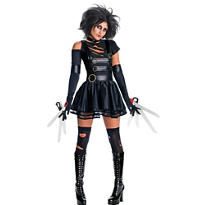 Adult Miss Scissorhands Costume - Edward Scissorhands