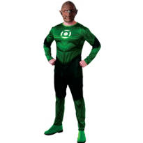 Adult Kilowog Costume - Green Lantern