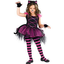 Girls Catarina Ballerina Costume