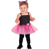 Baby Ballerina Cat Costume