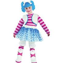 Girls Mittens Fluff N Stuff Costume - Lalaloopsy