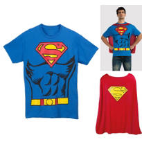 Superman Costume Kit