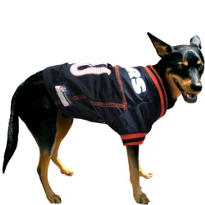 Chicago Bears NFL Dog Jersey