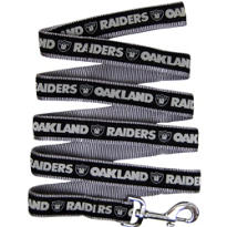 Oakland Raiders NFL Dog Leash