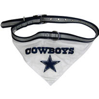 Dallas Cowboys NFL Dog Collar Bandana
