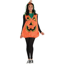 Adult Pretty Pumpkin Costume
