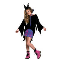 Girls Maleficent Costume - Sleeping Beauty