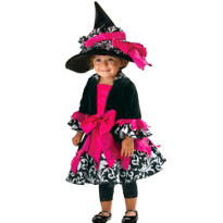 Baby Janie the Witch Costume Deluxe
