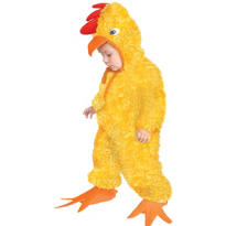 Baby Little Chicken Costume