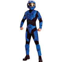 Adult Halo Blue Costume Deluxe