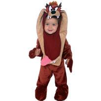 Baby Tasmanian Devil Costume - Looney Tunes