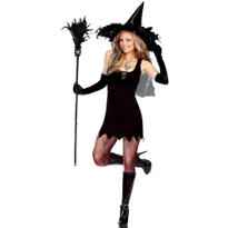 Adult Witchy Witch Costume