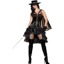 Adult Beautiful Bandita Costume
